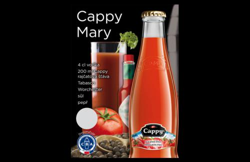 pr Coca-Cola cappy mary
