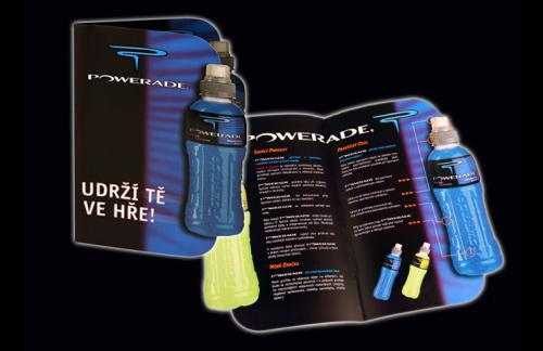 pr Powerade presenter